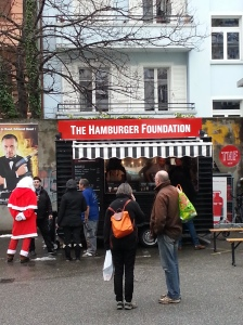 The Hamburger Foundation - coming to a street corner near you